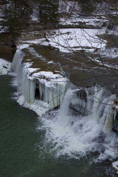 Clifty-Falls-and-McCormicks-Creek.jpg (700×1050)
