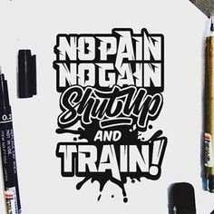 Strong Quotes 175921929182355592 - Inspiring and strong typography quotes can be an efficient solution for your workspace decoration. You can keep yourself motivated with style. Here at… Source by Layerbag Hand Lettering Quotes, Lettering Styles, Graffiti Lettering, Typography Quotes, Typography Inspiration, Typography Letters, Typography Poster, Lettering Design, Hand Typography