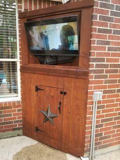 Weekend Projects, Liquor Cabinet, Flat Screen, Patio, Storage, Home Decor, Blood Plasma, Purse Storage, Decoration Home