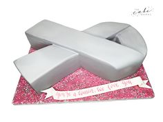 Call or email to order your celebration cake today. Click visit to learn more. Ribbon Cake, Cakes Today, Cupcake Wars, Breast Cancer Survivor, Desserts To Make, Celebration Cakes, Custom Cakes, Food Network Recipes, First Birthdays
