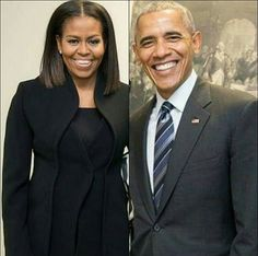 The #Obamas Always My President & First Lady