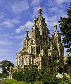 Peterhof Palace | St. Petersburg, Russia | UFOREA.org | the trip you want. The help they need.