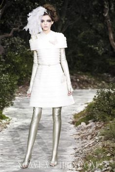 Chanel Couture Spring Summer 2013 Paris