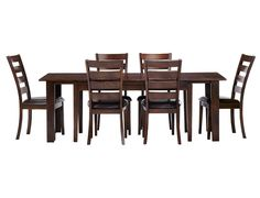 Slumberland Furniture  Kona Collection  Parsons Dining Set Impressive Slumberland Dining Room Sets 2018