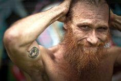 Lee Ralph: Skateboarding's Caveman Poet?
