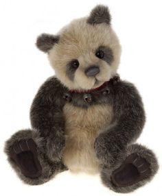 Charlie Bears Soo Lee Panda - 2014