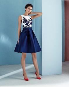 02e77c601 Mas de 30 Vestidos de Noche ¡Increíbles Diseños con Fotos!