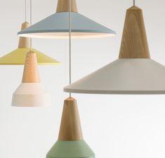 Eikon, una lámpara intercambiable