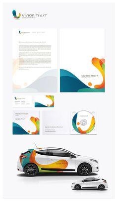 Примеры фирменного бланка: Используйте цвет экономно