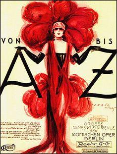 Clock Without Hands.: Anita Berber. (1899 – 1928)