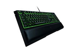 Razer Ornata Expert - Revolutionary Mecha-Membrane Gaming Keyboard with Mid-Height Keycaps - Ergonomic Design -- Awesome products selected by Anna Churchill