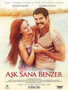 Gökyüzü'nün Elleri : Film // Türkiye // Aşk Sana Benzer