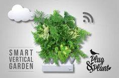 Plug and Plant - Smart Vertical Garden