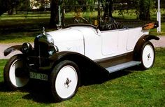 1921 Citroën B Torpedo