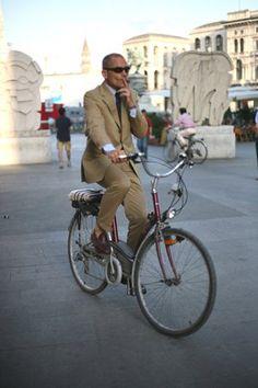 Men in Milan