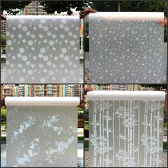 Cheap window sticker, Buy Quality self-adhesive film directly from China window sticker opaque Suppliers: Long Self-adhesive Film Window film Frosted Glass Sliding Door Bathroom Window Stickers Translucent Opaque Bathroom Windows, Bathroom Doors, Glass Bathroom, Bathroom Window Privacy, Window Treatments For Bathroom, Glass Front Door, Sliding Glass Door, Glass Doors, Diy Frosted Glass Window