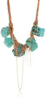 Gemma Redux Turquoise Aretemis Necklace