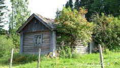 Old house Gudbrandsdalen.