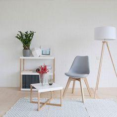 Moderner Esszimmerstuhl Consillium Eichenholz | FurnLAB