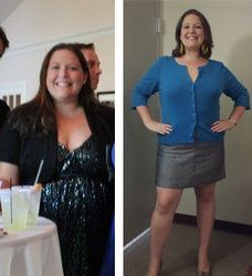 Zumba:  49 pounds later and still going strong, I havent looked back.  Read her story...