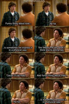 Entertainment Discover That Show! Fav show ever! Tv Quotes Movie Quotes Funny Quotes Tv Funny Hilarious Funny Stuff Gilmore Girls That Show Quotes Thats 70 Show Tv Quotes, Movie Quotes, Funny Quotes, Gilmore Girls, That 70s Show Quotes, Tv Funny, Hilarious, Funny Stuff, Thats 70 Show