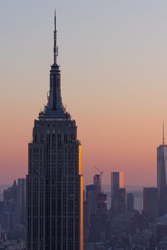 Empire State Building, New York City | by SkyFireXII