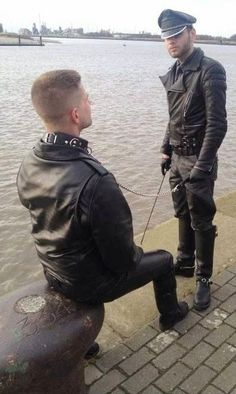 Leather Men, Leather Tops, Leather Jacket, Public Knowledge, Gay Art, Clothes Horse, Kinky, Best Dogs, Sexy Men