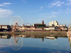 La grande roue bientôt prête pour Toulouse Plages !