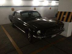Mustang 289, 1967