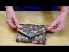 Royal Mail's guide to Christmas wrapping - part 2 - YouTube