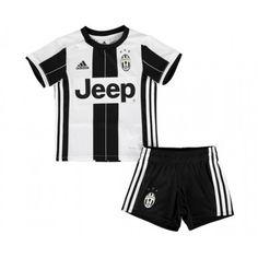 b49966d57fd #Juventus Trøje Børn 16-17 Hjemmebanesæt Kort  ærmer.199,62KR.shirtshopservice