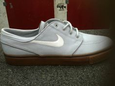separation shoes 51a38 b2987 Nike SB Stefan Janoski Low - WhiteGum (Wiosna 2013) - Zajawka