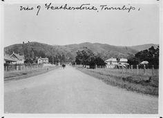 Featherston, Wairarapa, 1900s