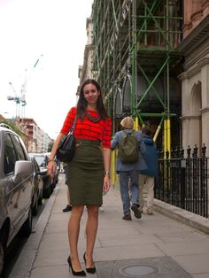 STYLE from TOKYO   street fashion based in japan: Tips.8...Tight skirt vol.1
