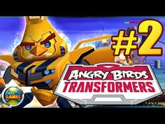 Angry Byrds Transformers Bumblebee