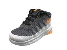 Nike Toddler Air Max Invigor Wolf GreyTotal OrangeBlack 9c Toddler   gt  gt  gt  e39dd4394c