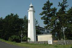 Miho Lighthouse, 三保の松原近くにある三保灯台