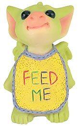 Pocket Dragons - Feed Me
