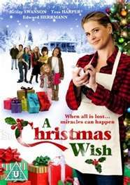 A Christmas Wish shows the reality of a good hearted community...; such a good movie that makes you want to go out and do something for someone else.  The perfect christmas movie.  Well-written and good cast.  Feel good without being cheesy.