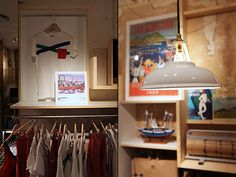Loreak Mendian store Bayonne France
