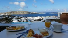 Where To Go In Greece, and Santorini Greece. Where to Stay in Mykonos Greece: the Vencia Boutique Hotel