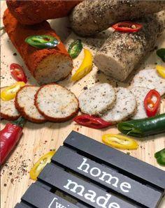 Házi csirkemell sonka – Éhezésmentes karcsúság Szafival Sausage, Homemade, Meat, Cooking, Recipes, Food, Logan, Kitchen, Home Made
