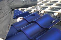 Pra que painéis solares se temos telhas solares?