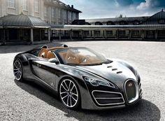 Bugatti Ettore Concept The Car of my dreams