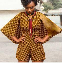 Love this outfit  nana-wax.com #ankara #stylish #african