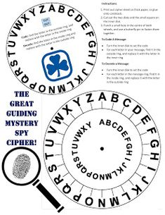 The Great Guiding Mystery Girl Scout Activities, Activities For Girls, Crafts For Girls, Brownies Girl Guides, Brownie Guides, Brownie Meeting Ideas, Mystery Crafts, Puzzle Club, Brownies Activities