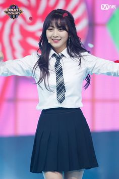 The sweetness of the world I went to the darts ♡ ? Stage Outfits, Kpop Outfits, Korean Outfits, Nayeon, Kpop Girl Groups, Korean Girl Groups, Kpop Girls, Snsd, Park Ji Soo