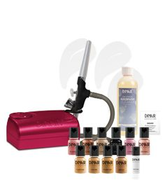 Airbrush Makeup Kits