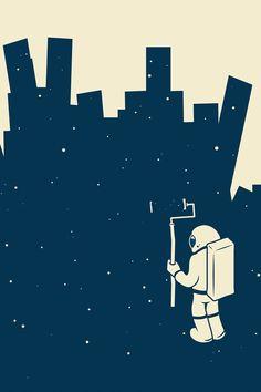 Astroller astronaut
