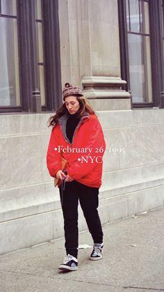 Carolyn Bessette Kennedy, Nyc, Jackets, Fashion, Down Jackets, Moda, Fashion Styles, Fashion Illustrations, New York
